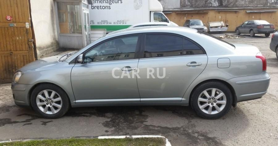 Toyota Avensis, Белгород