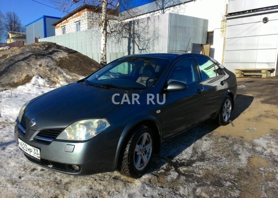 Nissan Primera, Александров