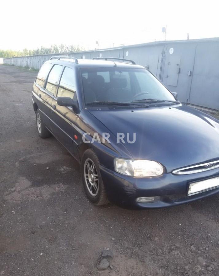 ford escort 1997 года #11