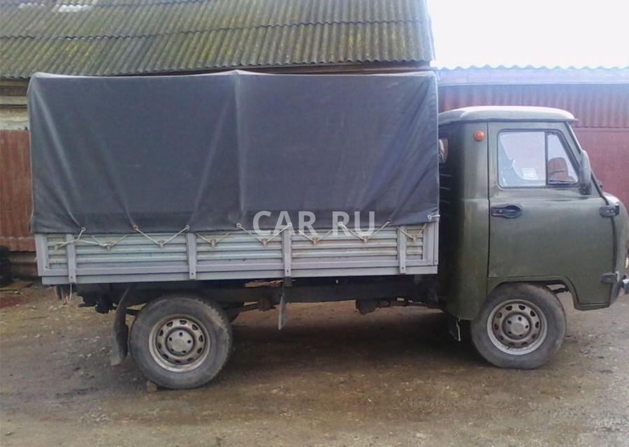 Уаз Pickup, Аксубаево