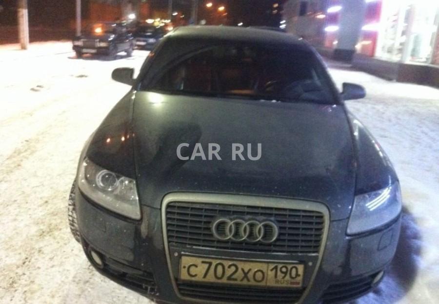 Audi A6, Балабаново
