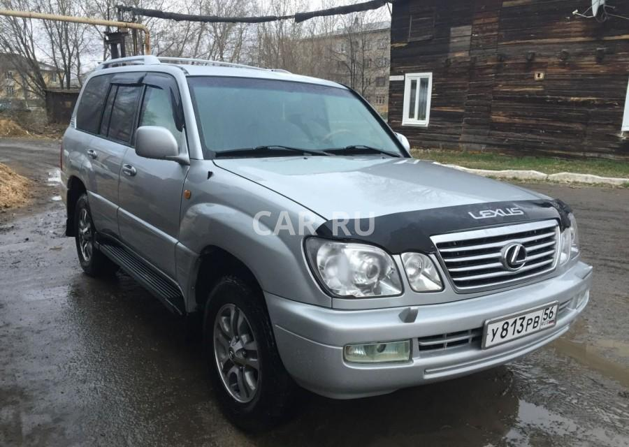 Lexus LX, Алапаевск