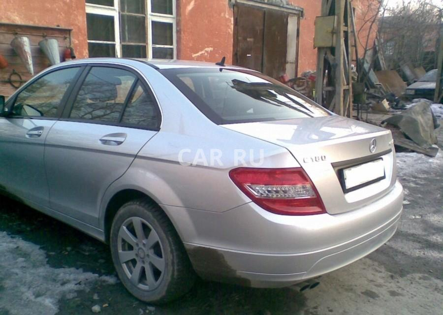 Mercedes C-Class, Асбест