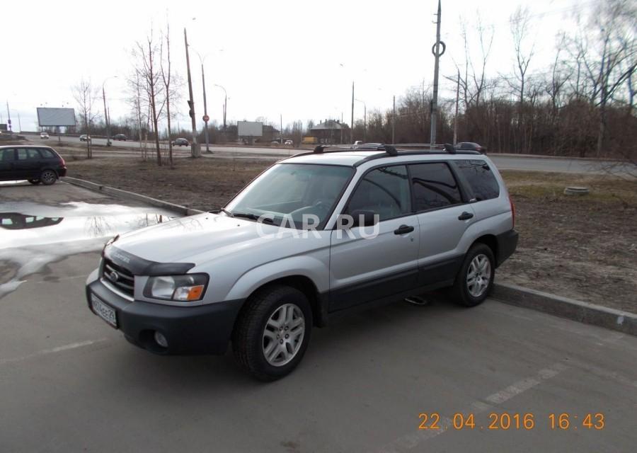 Subaru Forester, Архангельск