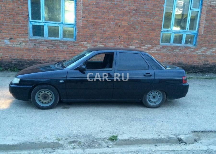 Lada 2110, Апшеронск