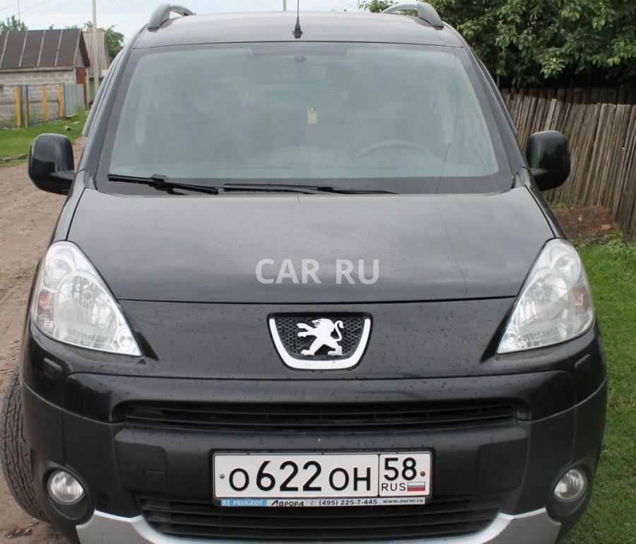 Peugeot Partner, Башмаково