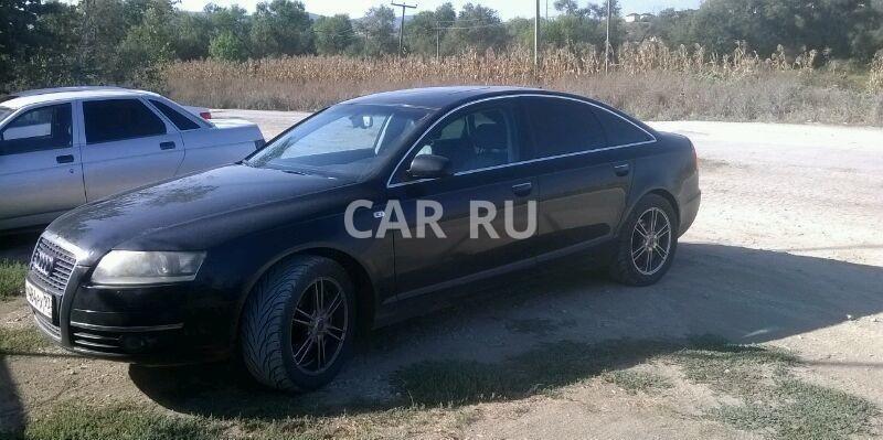 Audi A6, Анапа