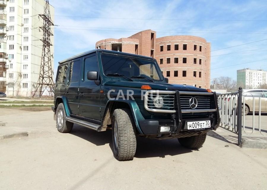 Mercedes G-Class, Астрахань