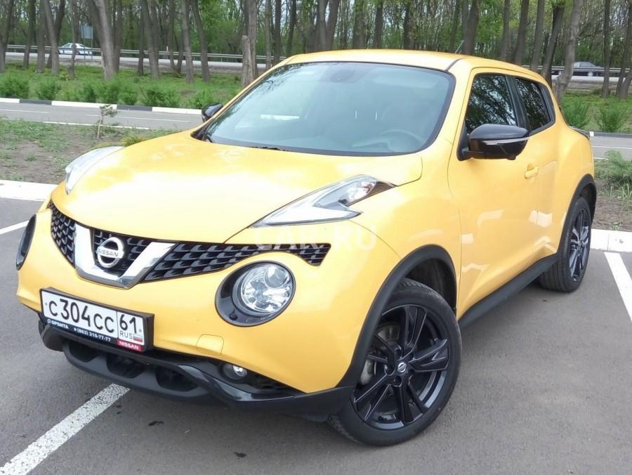 Nissan Juke, Аксай