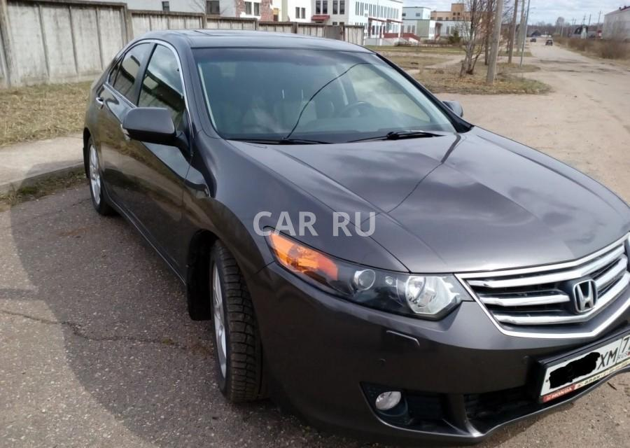 Honda Accord, Андреаполь