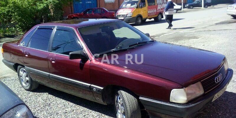 Audi 100, Архонская