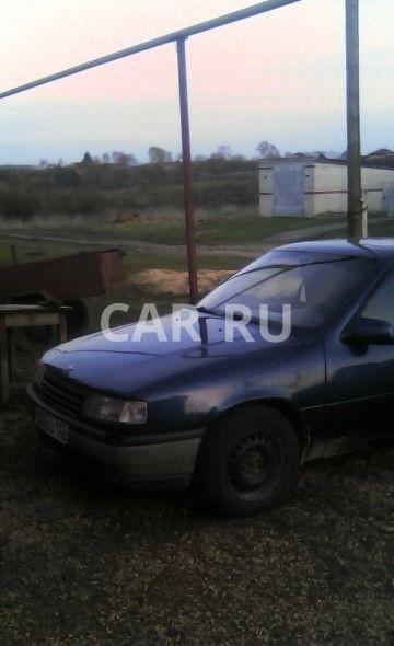 Opel Vectra, Арзамас