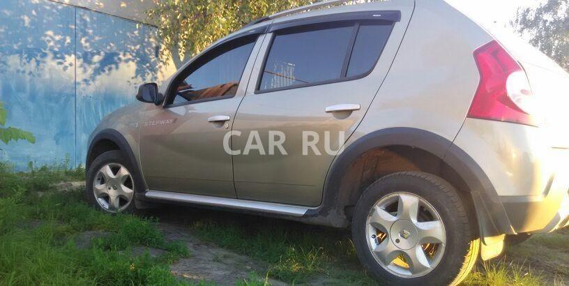 Renault Sandero Stepway, Балашов