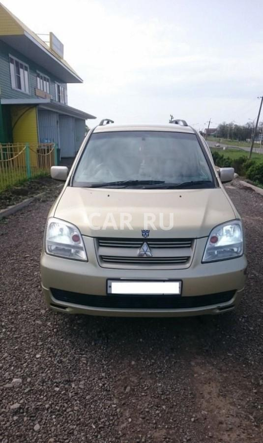 Mitsubishi Dion, Абинск