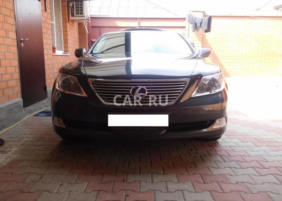 Lexus LS, Аксай