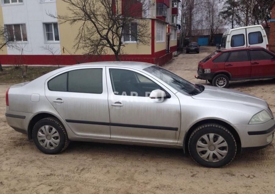 Skoda Octavia, Белгород