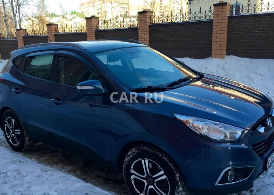 Hyundai ix35, Архангельск