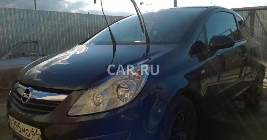 Opel Corsa, Балаково