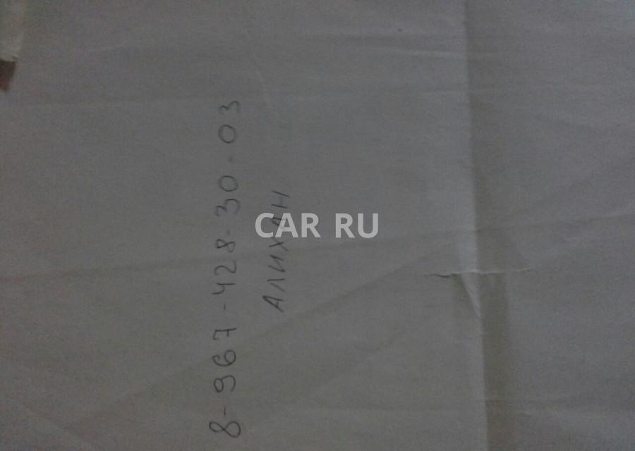 Lada 2109, Баксан
