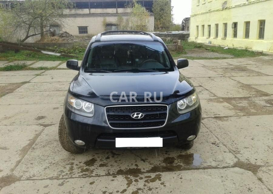 Hyundai Santa Fe, Бежецк