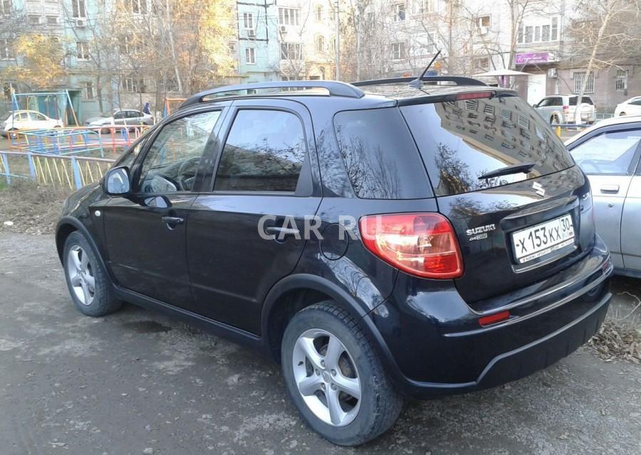 Suzuki SX4, Астрахань