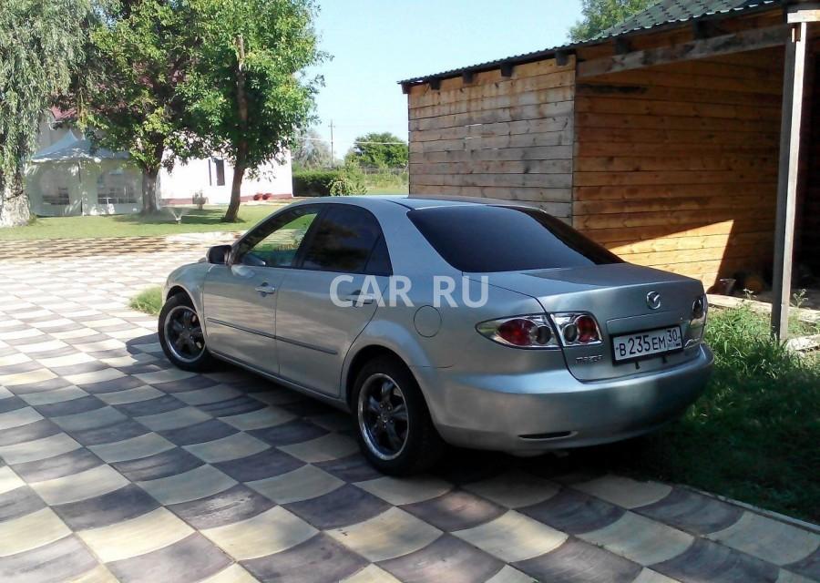 Mazda Atenza, Астрахань