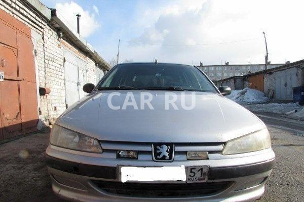 Peugeot 406, Апатиты