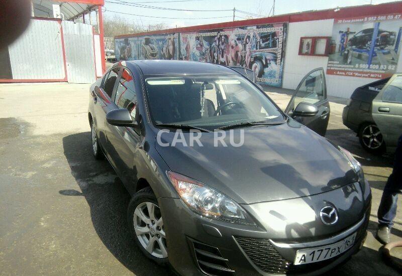 Mazda 3, Азов