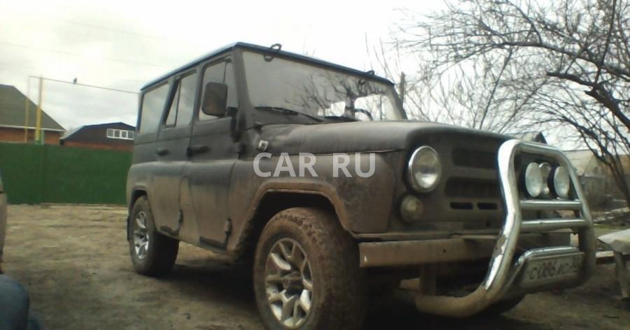 Уаз 31514, Астрахань