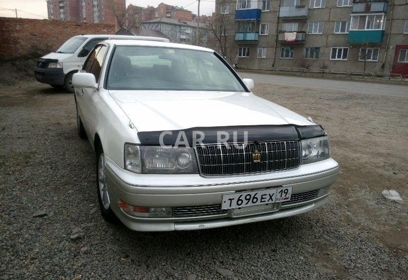 Toyota Crown, Абакан