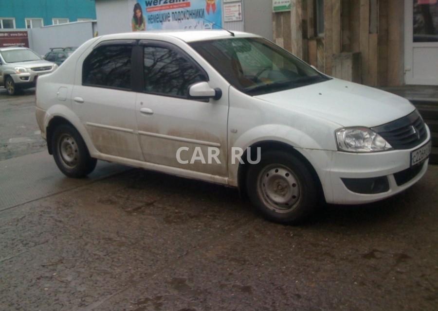 Renault Logan, Аксай