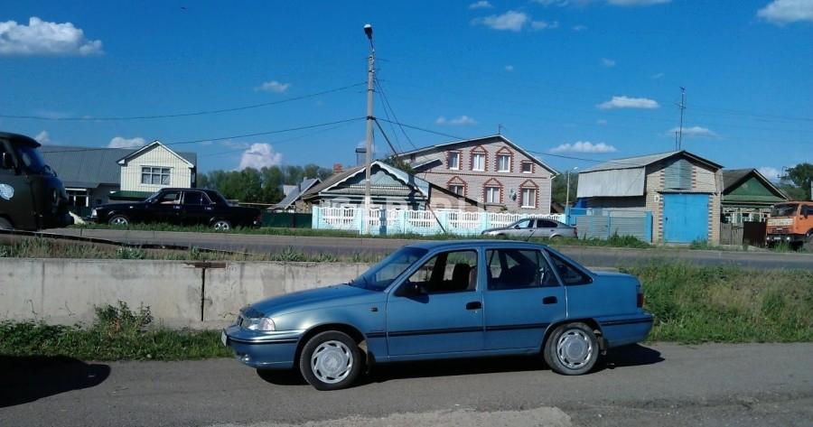 Daewoo Nexia, Альметьевск