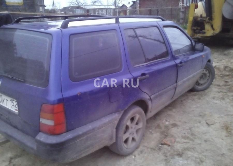 Volkswagen Golf, Балахна