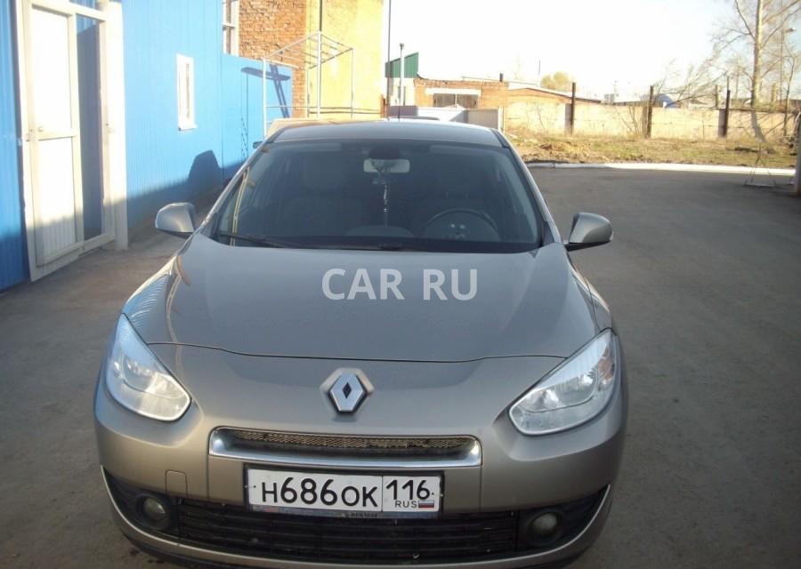 Renault Fluence, Альметьевск