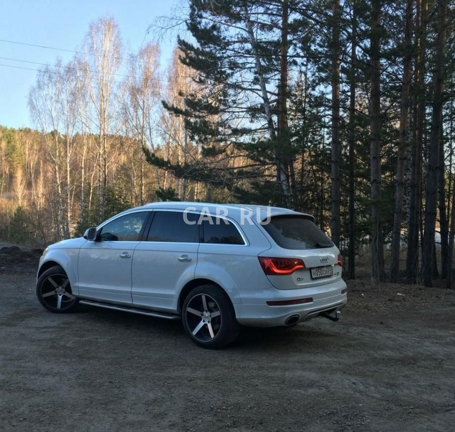 Audi Q7, Ачинск