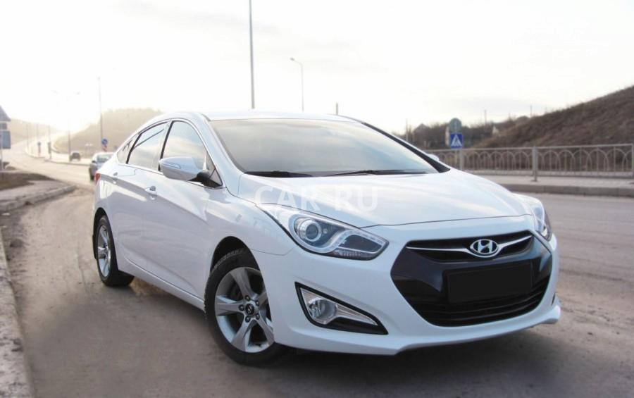 Hyundai i40, Белгород
