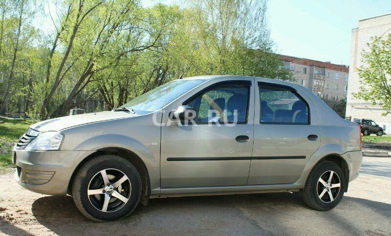 Renault Logan, Алексин