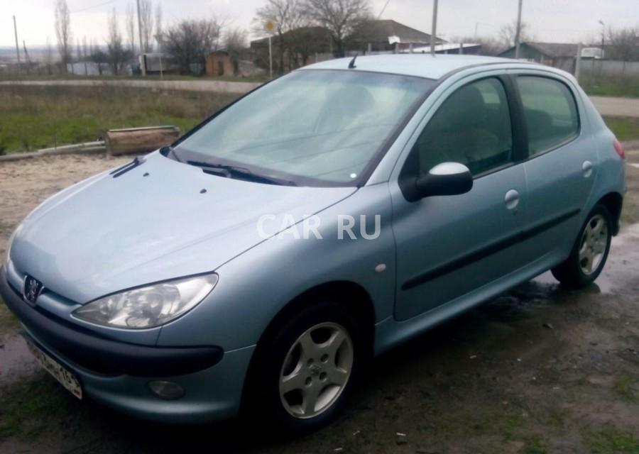 Peugeot 206, Азов