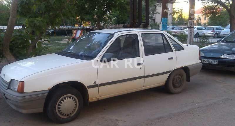 Opel Kadett, Ахтубинск
