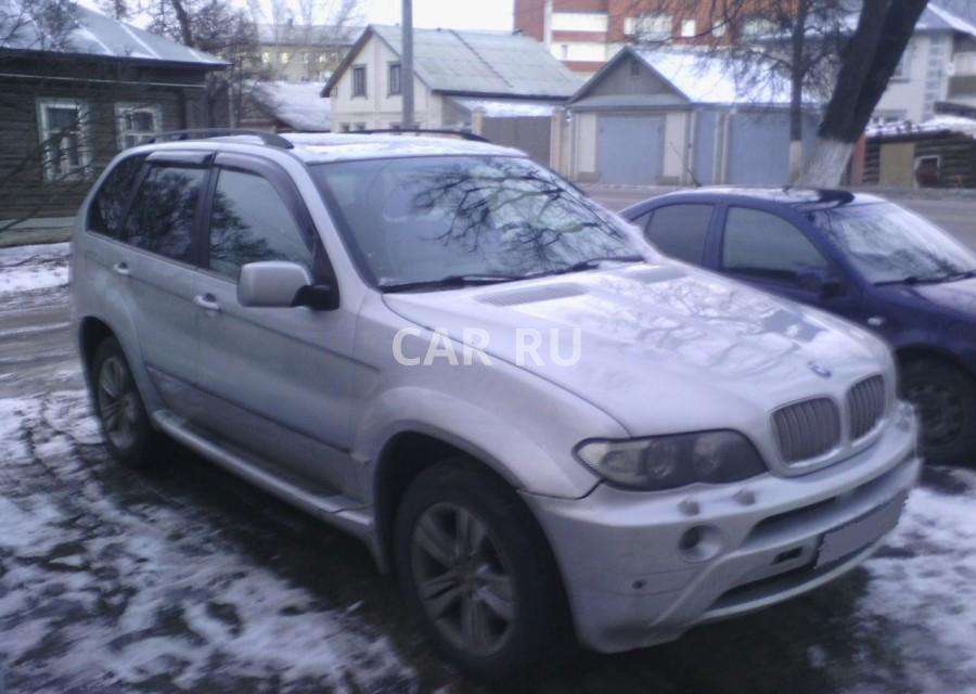 BMW X5, Арзамас