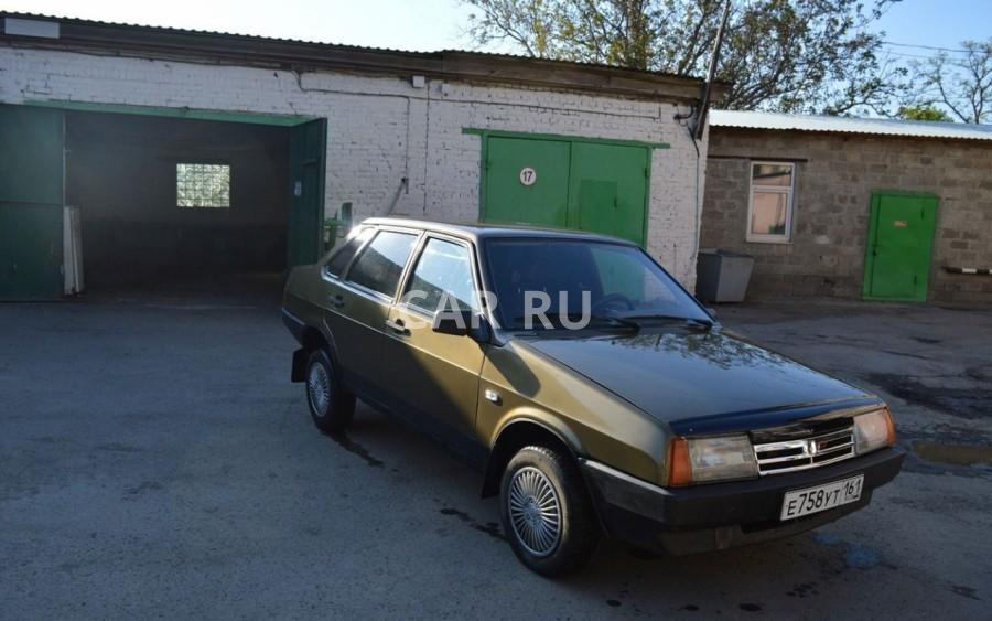 Lada 21099, Азов