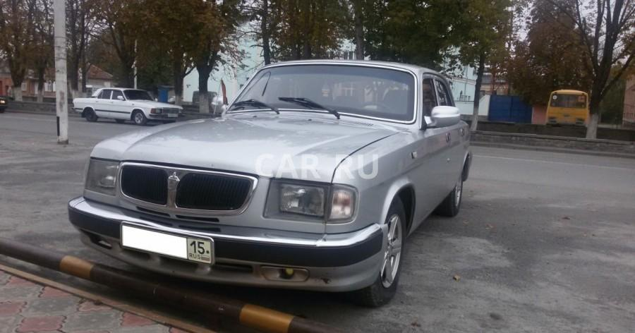 Газ Volga, Ардон