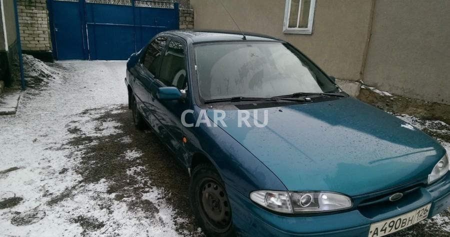 Ford Mondeo, Александровское