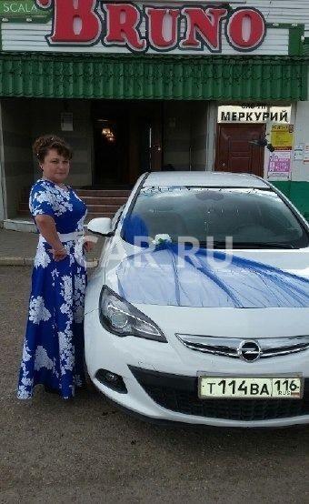 Opel GT, Альметьевск