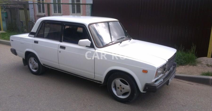 Lada 2107, Апшеронск