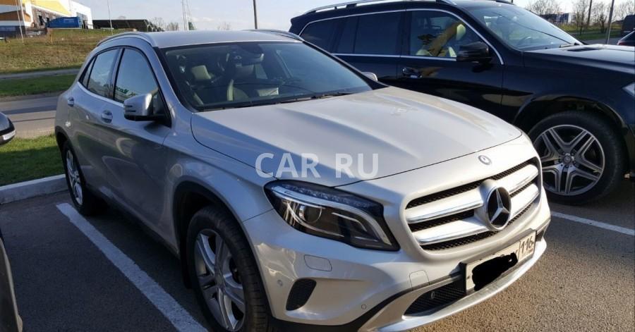Mercedes GLA-Class, Альметьевск