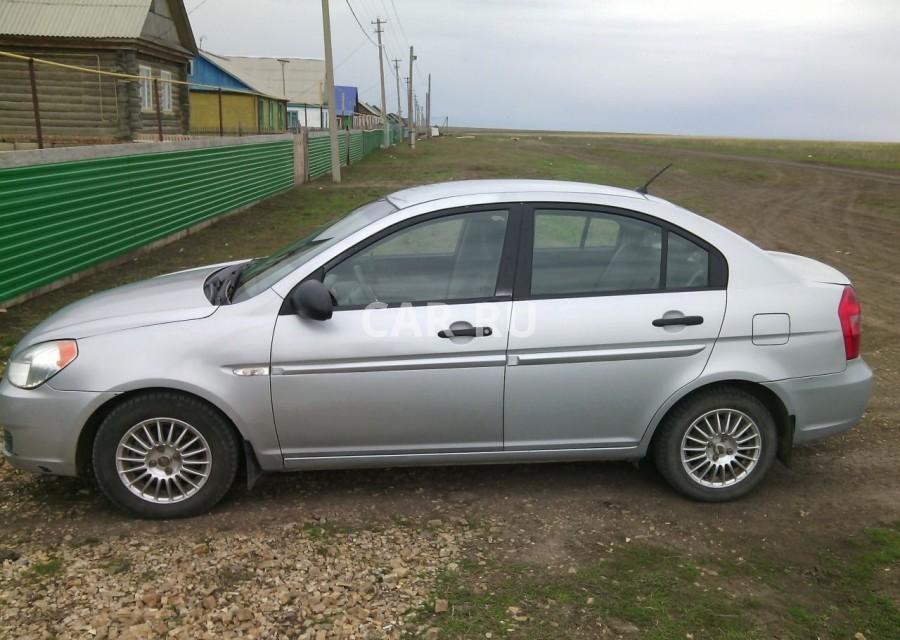 Hyundai Verna, Акъяр