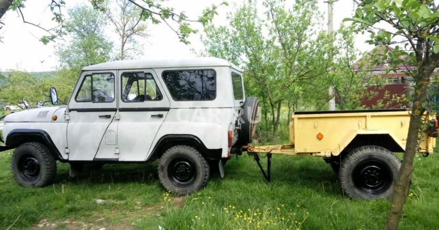 Уаз 31514, Апшеронск