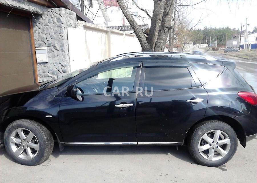 Nissan Murano, Барнаул