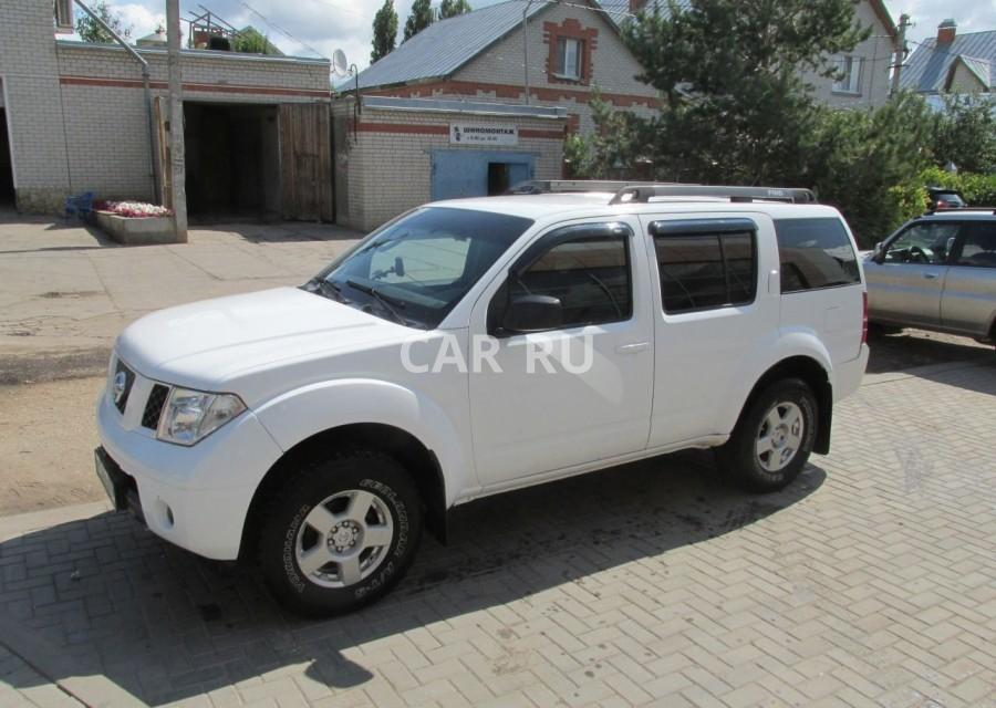 Nissan Pathfinder, Балаково